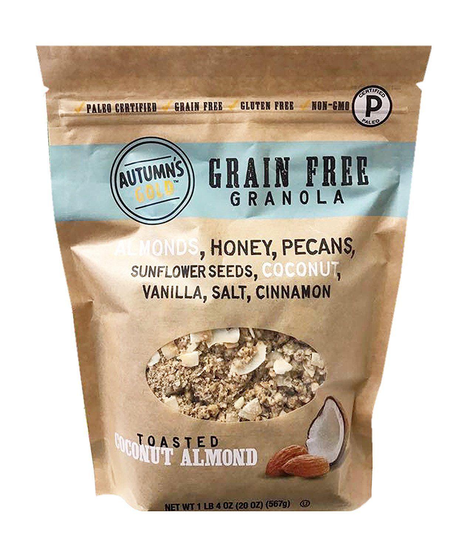 Picture 1 Of 2 Grain Free Granola Grain Free Grain Free Granola Bars