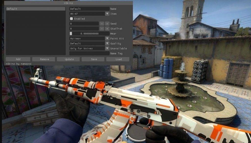 Cs Go Skinchanger Skin Changer Download Games Play Hacks