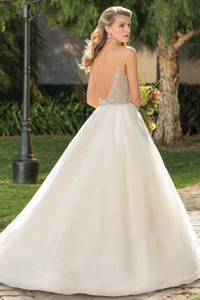 Style 2335 Effie Casablanca Bridal in 2019 Casablanca