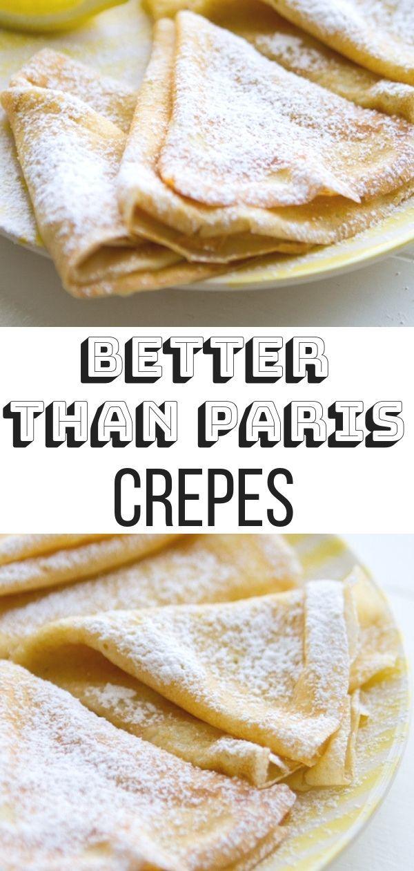 The Best Crepe Rezept Rezepte Ideen Furs Essen Und Beste