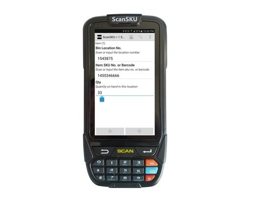 Android Barcode Scanning Applications -   Android Barcode
