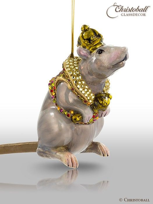 Christbaumkugeln Pappmache.Rat King Ornament Mostowski Weihnachtsform Rattenkönig 1 Ornaments