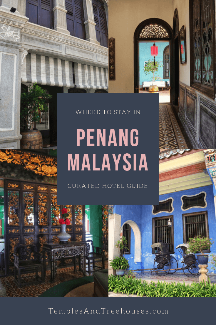 Where To Stay In Penang Malaysia Malaysia Travel