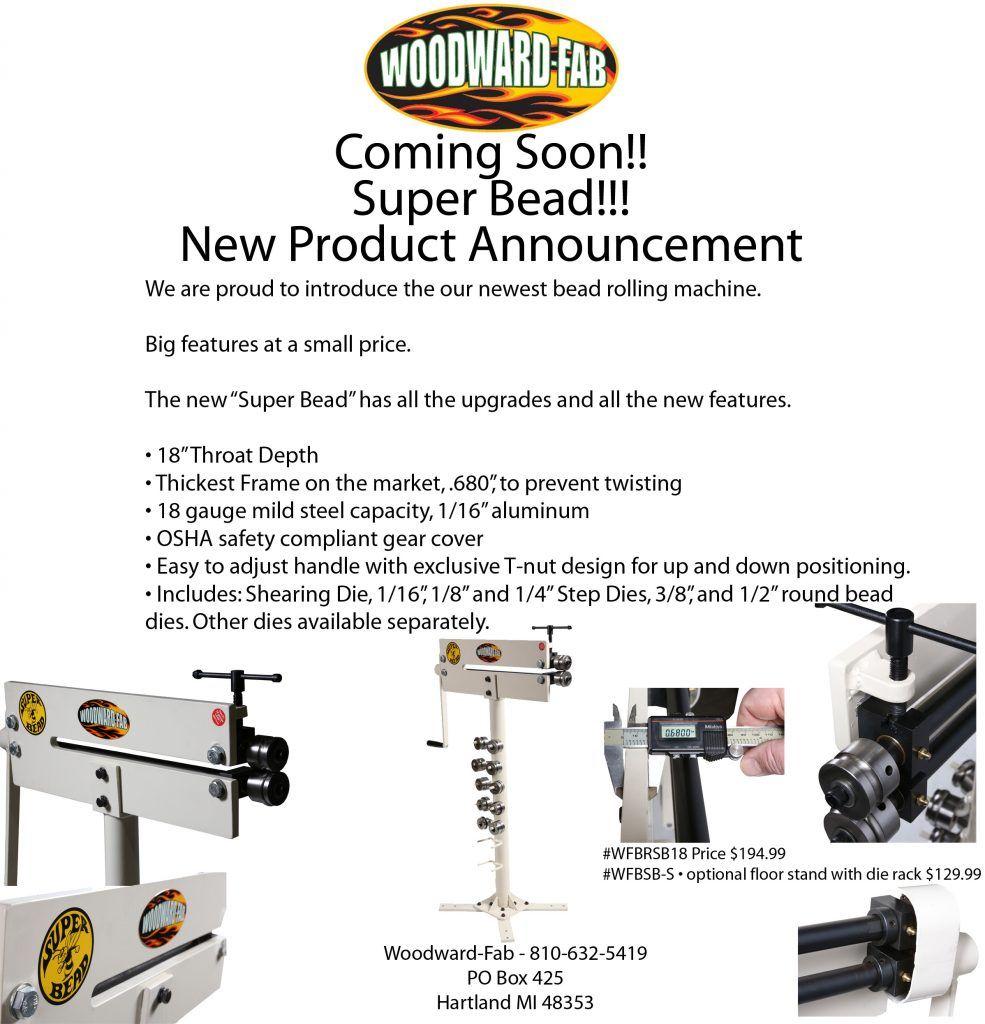 Super Bead Roller Metal Working Tools Metal Bending Tools Metal Working