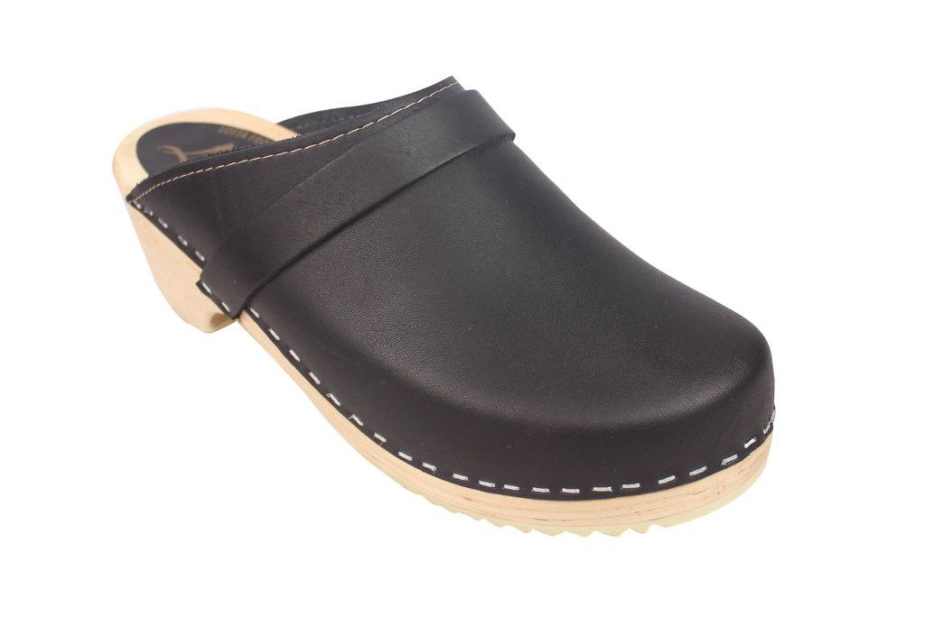 Zapatos negros Suecos para hombre NKEz7IrS