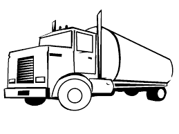 Image result for truck coloring sheets (With images