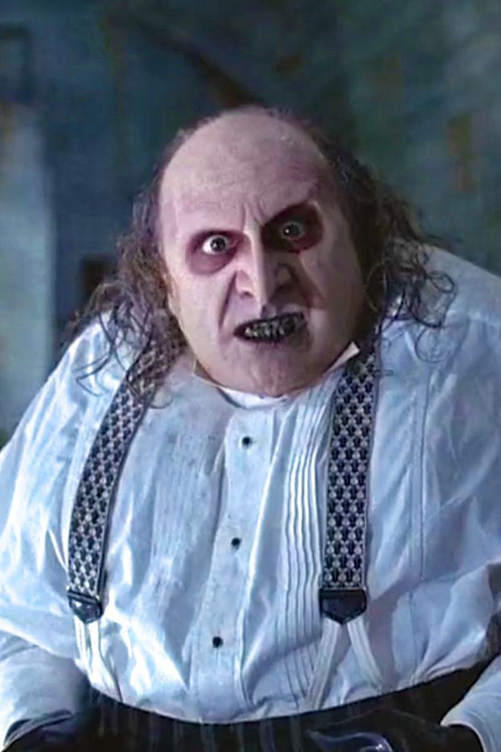 The Penguin Played By Danny Devito Batman Returns The Penguin Batman Batman Returns Batman Film