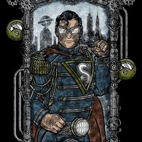 Once Upon a Tee: Superior Man