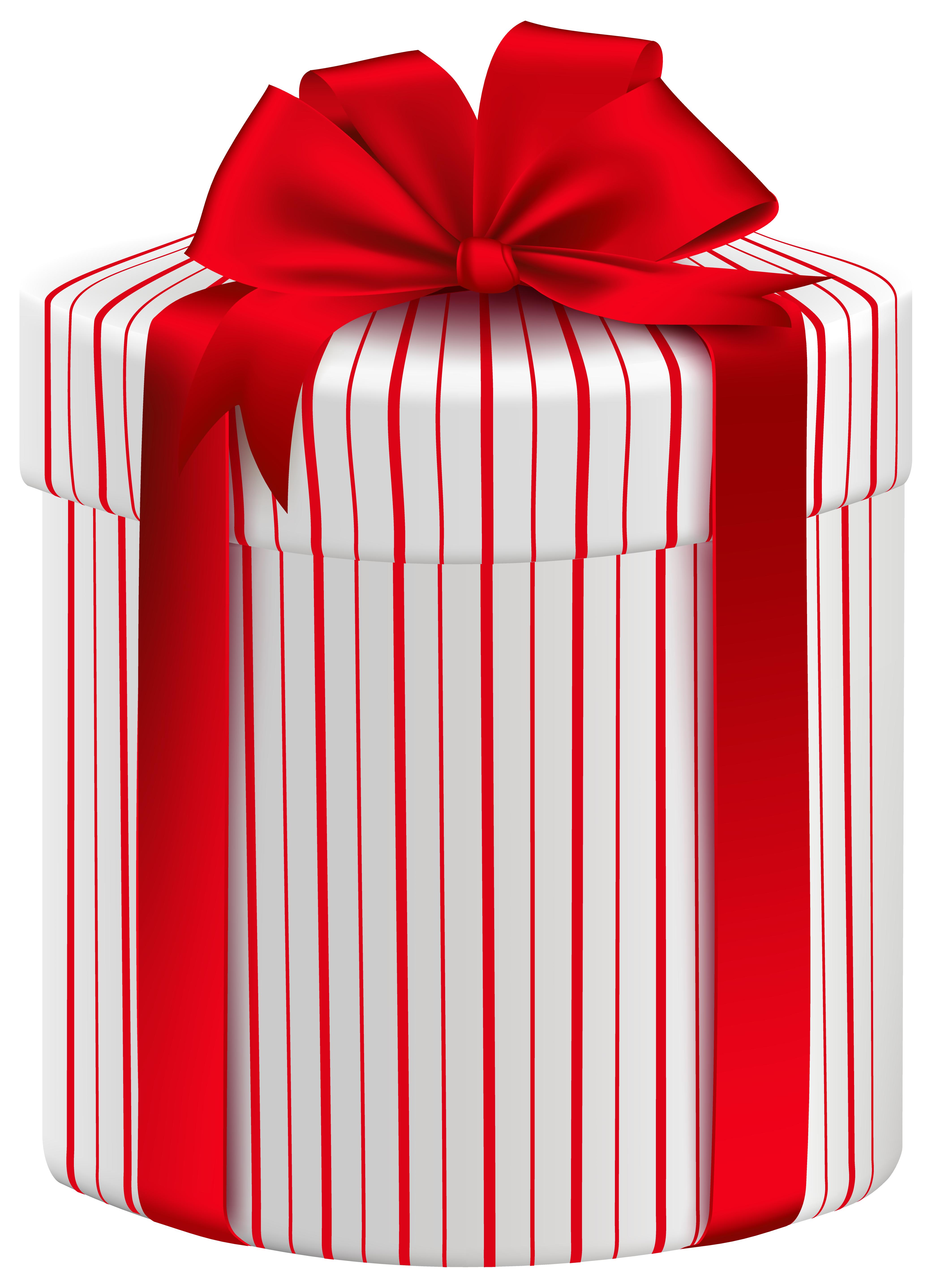 Large Gift Box With Red Bow Png Clipart Image Gallery Yopriceville High Quality Images And Transparent Png Free Large Gift Boxes Gifts Christmas Decoupage