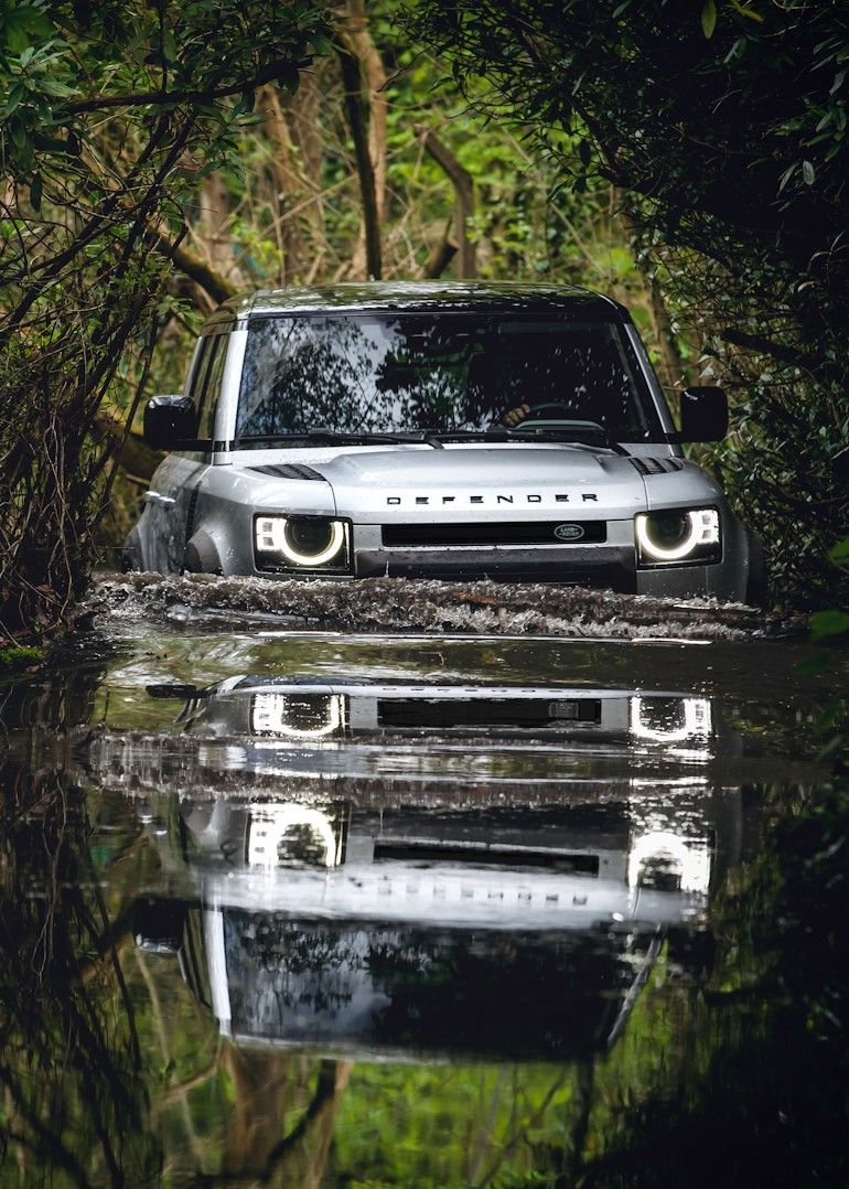 Land Rover Defends Legacy With New Defender New Land Rover