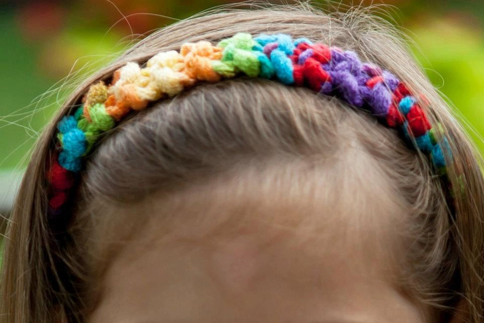 PATTERN $2.00 - includes pattern for headband, flower, and bow ...