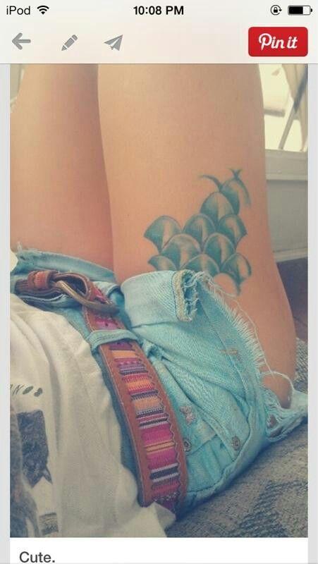 I love this!! Mermaid at heart. <3