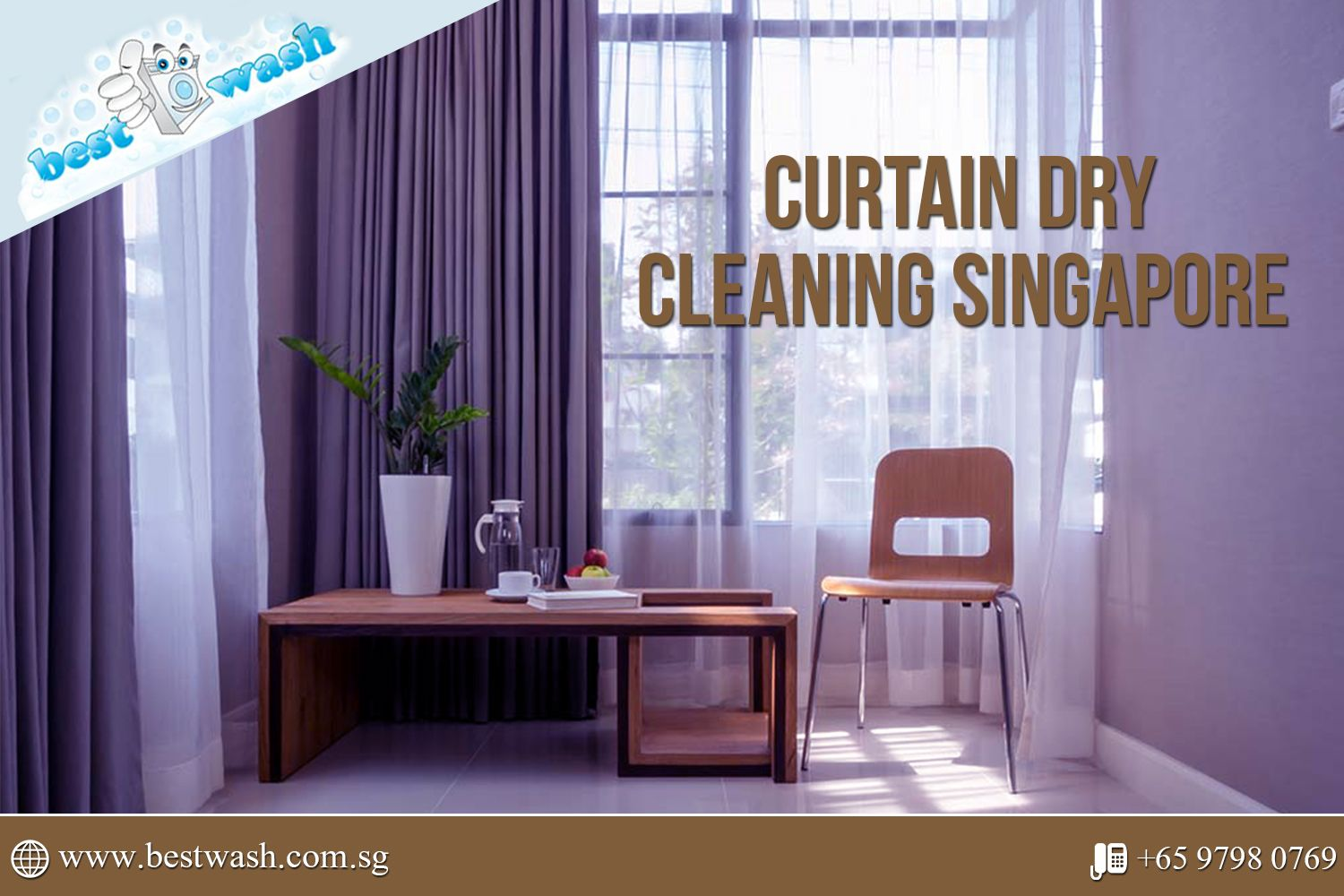 Curtains Dry Cleaning A Service That Is Always Recommended
