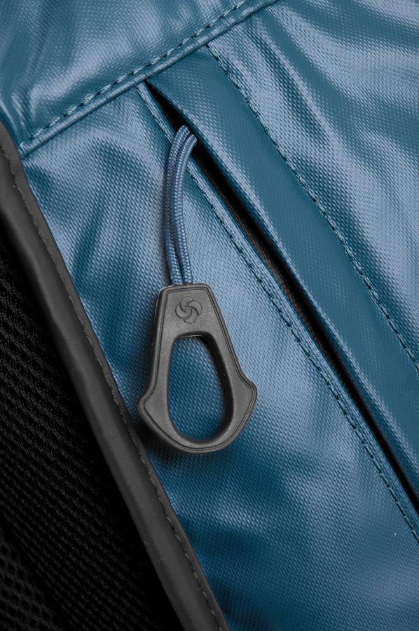 Samsonite Paradiver Backpack M Blue - Samsonite.co.uk