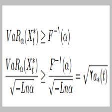 #math #ریاضی #تخمین #ورشکستگی #فرایندانتشار #ریسک In this