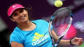 Sania Mirza Indian Tennis Player Tennis Players Female Tennis Players What Is Tennis