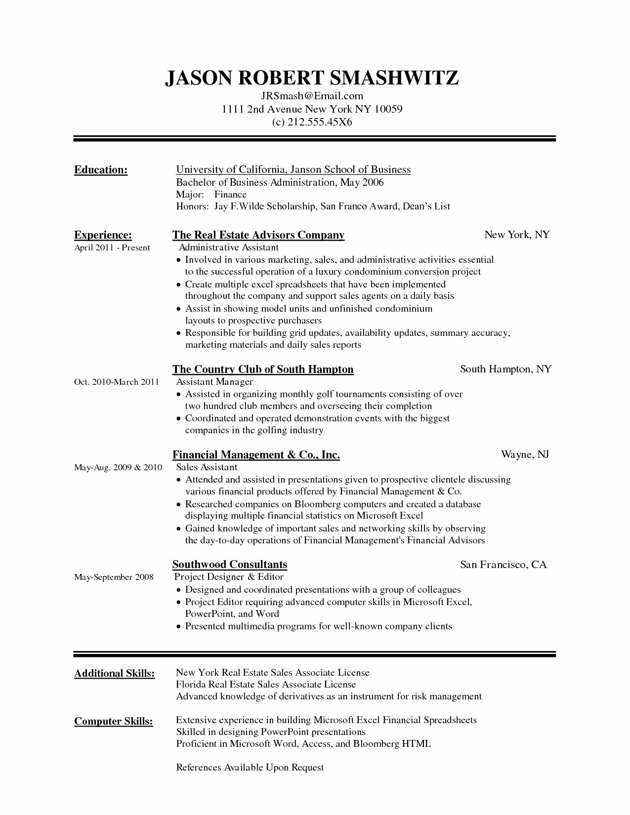 cover letter template libreoffice
