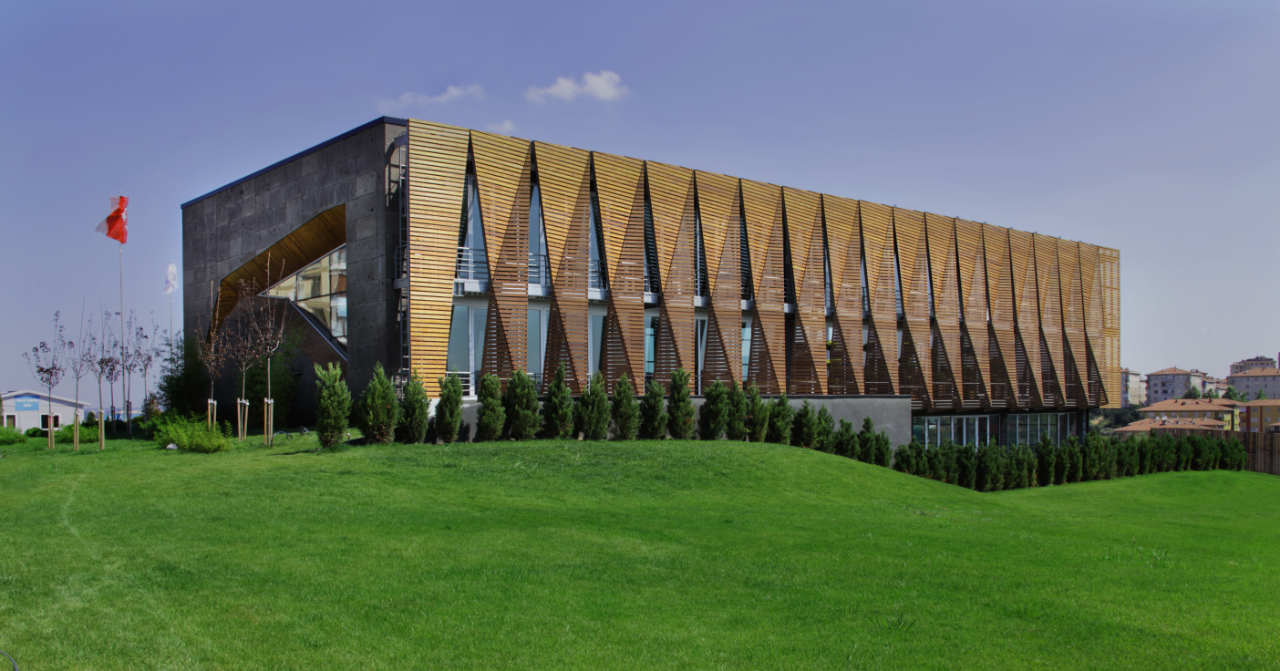 Mall of istanbul sales office ares architecture - Office Building In Istanbul Tago Architects