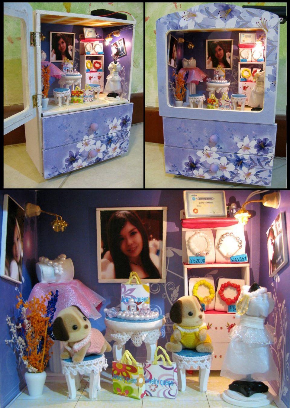 DIY Music Box - Fashionable Jewel Shop | Mailbox design ...
