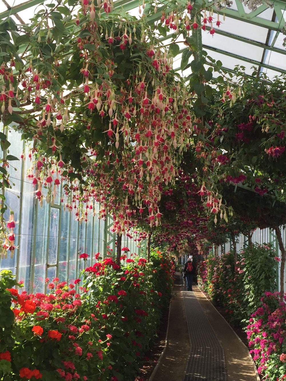 Royal Palace of Laeken Gardens. North of Brussels Belgium. https ...