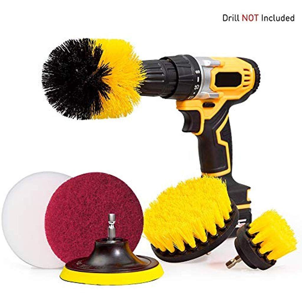 Giochi Di Pulire La Casa kit di pulizia per spazzole 6 pezzi per pulire piastrelle