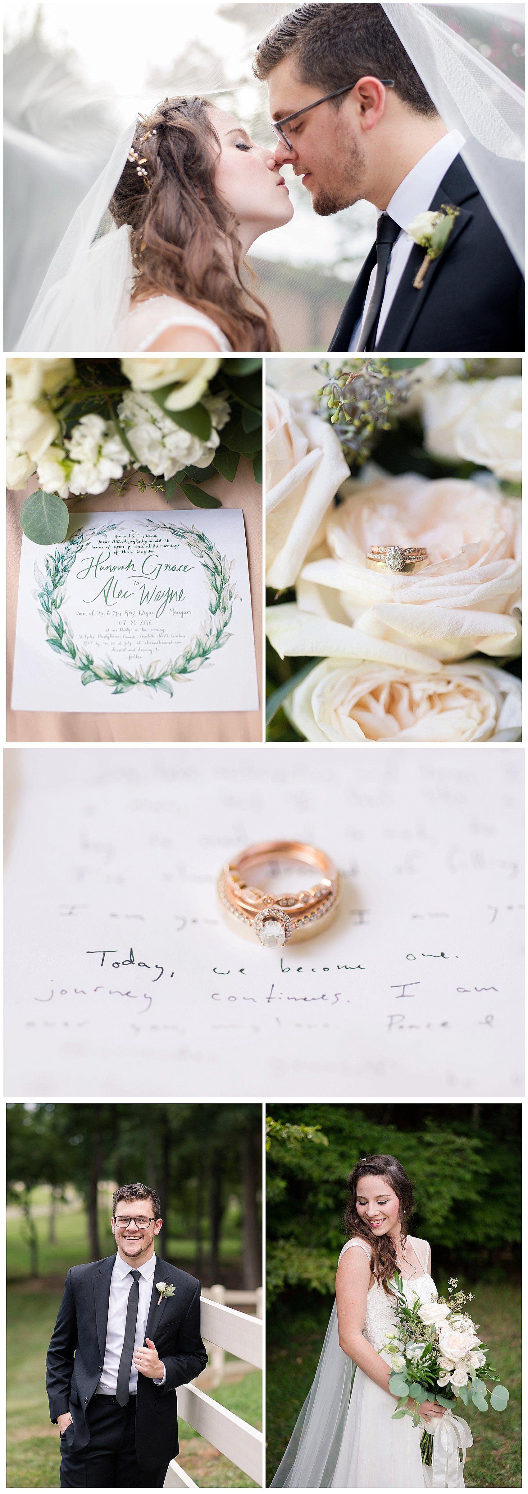 Hannah & Alec | Blush pink, Wedding and Wedding