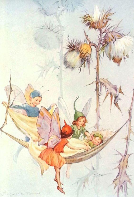 Margaret Tarrant Fairy Tale Illustrations In 2019