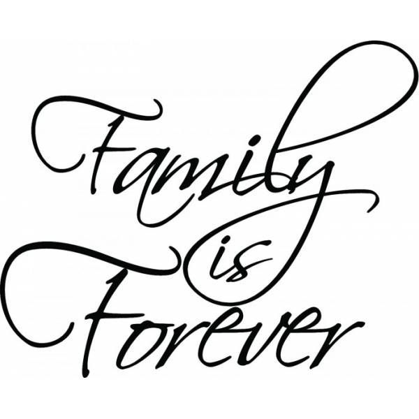 | Family is Forever | #Family #Quote | Quotes & Sayings ...