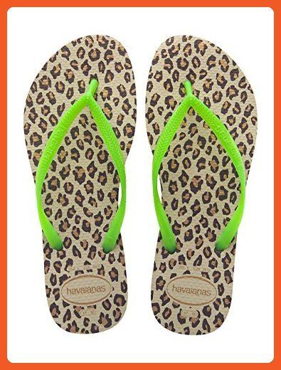 Slim Animals Fluo Flip-Flop - Sandals