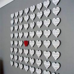 diy wall decor paper. Home Sweet Home: Paper Wall Art Diy Decor W