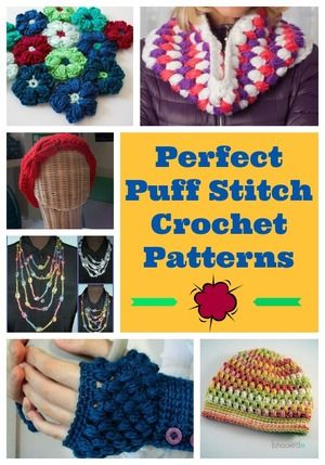 How to Crochet: Popcorn Stitch