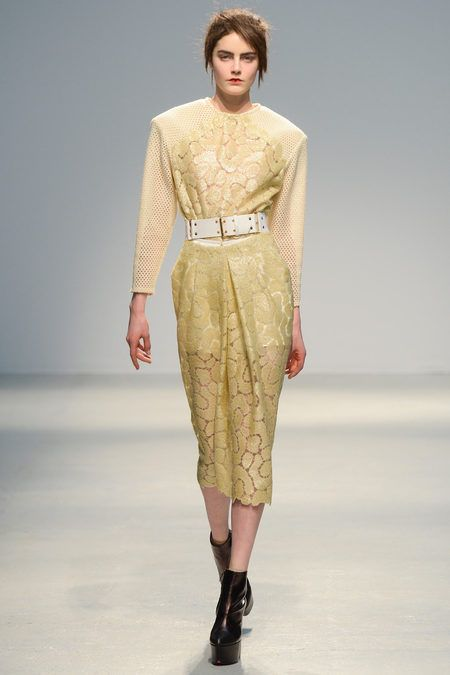 FALL 2013 READY-TO-WEAR  Véronique Leroy