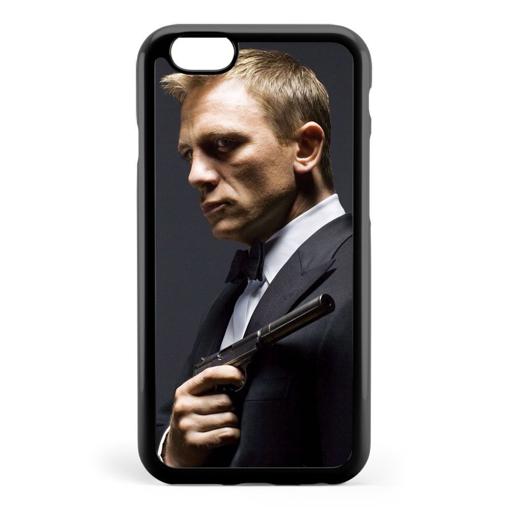 james bond iphone 6 case