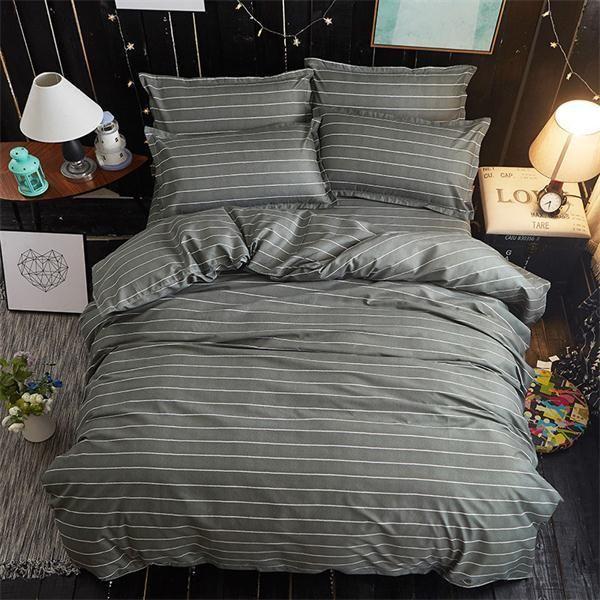 Smile Bedding Set Kids Cotton Bed Sheet Duvet Cover Pillowcases Full Queen Super King Size Bedding For Gi Bedding Sets Best Bed Sheets Bedding Sets Grey
