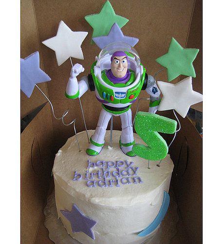 40 Fabulous and Unique Birthday Cakes