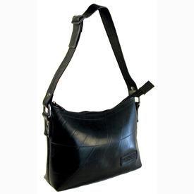 Adela Recycled Tire Handbag