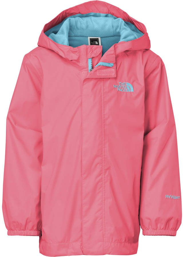 0fa925c66 The North Face Tailout Rain Jacket - Toddler Girls' | Products ...