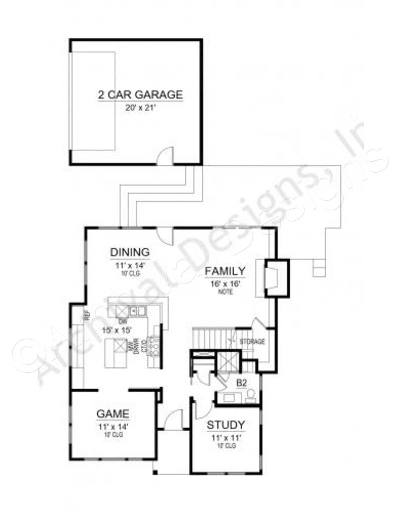 New boston house plan texas narrow floor first layout also rh pinterest