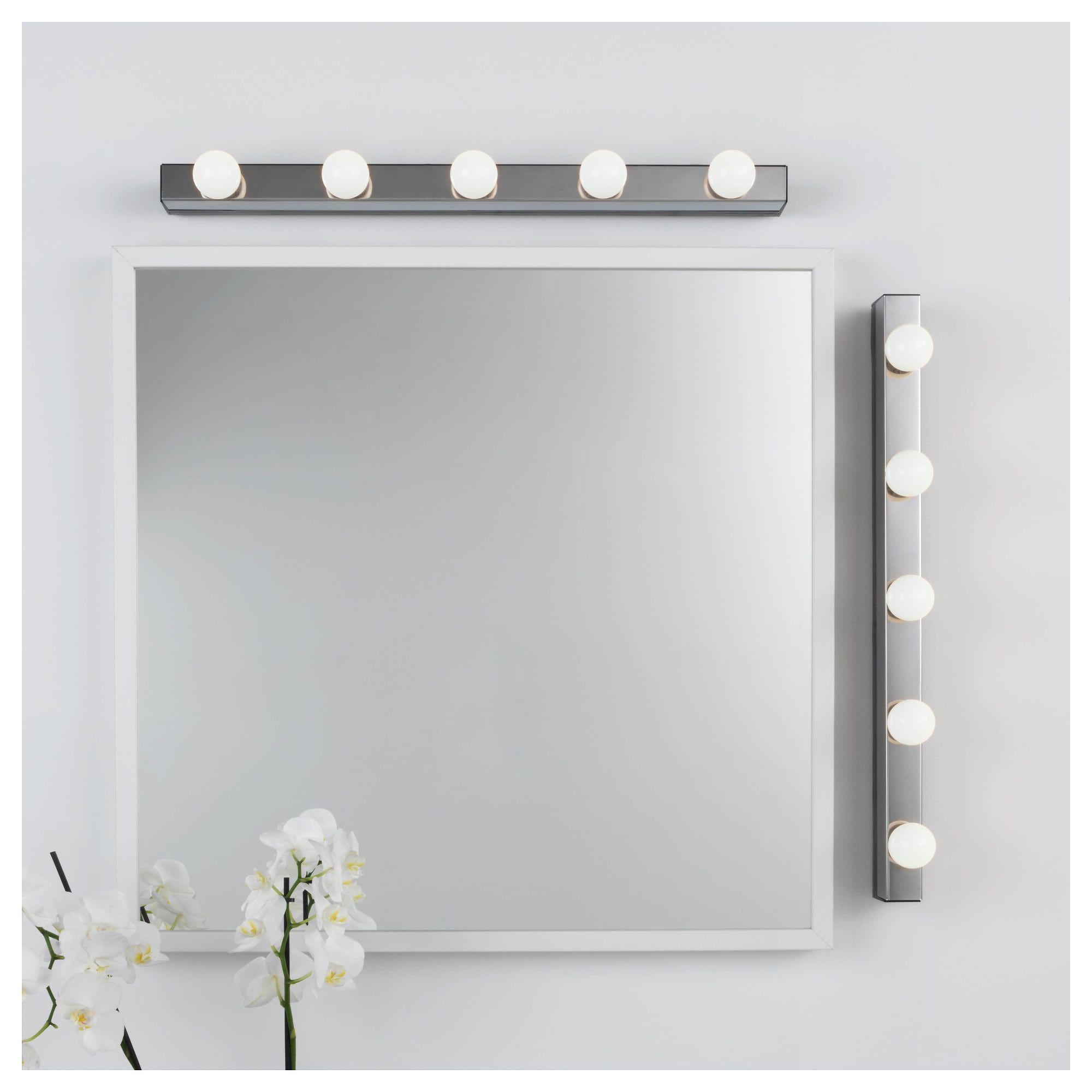 Musik Wandleuchte Fur Festinstallation Verchromt Ikea Osterreich Wandleuchte Bad Spiegel Beleuchtung Ikea