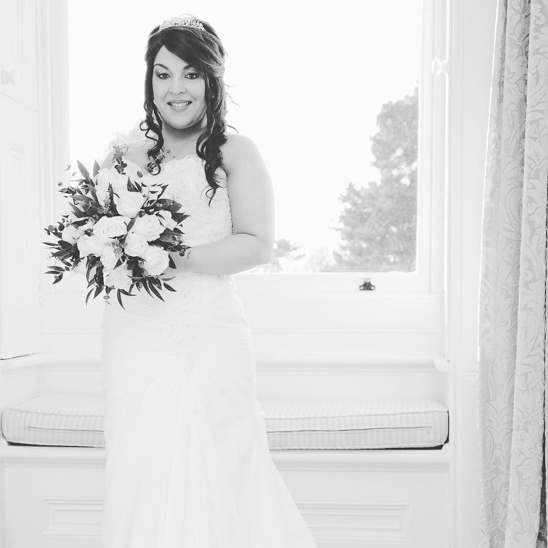 #weddingdress #wedding #weddingphotography #bouquet #bride by jonpalmerphotography