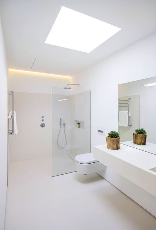 Arredare Bagno Piccolo Cieco.5 Dritte Per Rendere Luminoso Un Bagno Cieco Made With Home Bagno Arredo Bagno Moderno E Arredamento Bagno