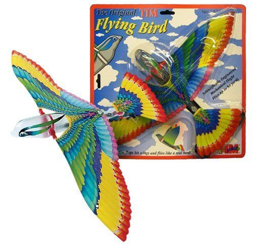 Flying Bird Toy : Tim bird by schylling from the manufacturer