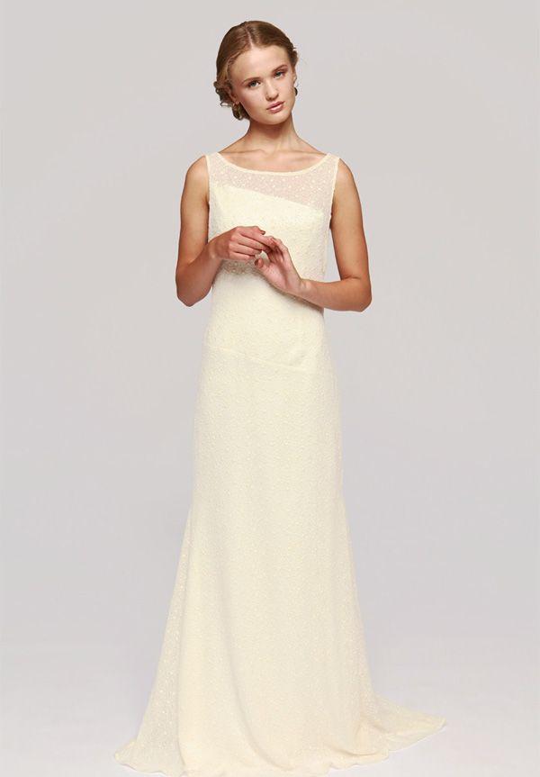 Hermosa Vestido De Novia Oxfam Festooning - Ideas de Vestidos de ...