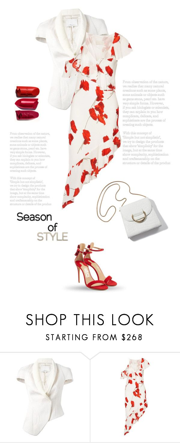 """Без названия #7520"" by bliznec ❤ liked on Polyvore featuring 3.1 Phillip Lim and Salvatore Ferragamo"