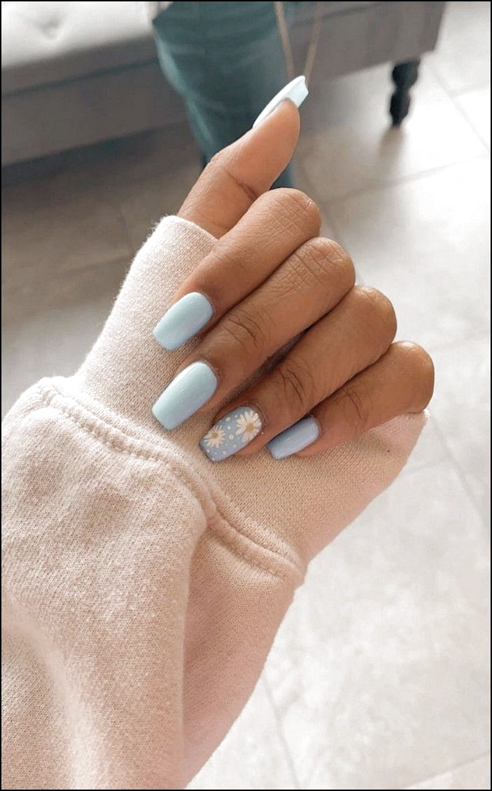 91+ simple short acrylic summer nails designs for 2019 - page 13 | oneidagraves