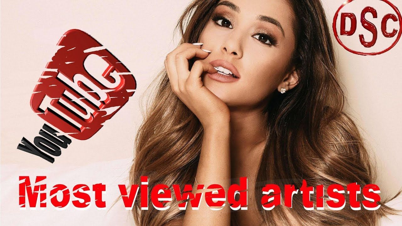 Most viewed artists on youtube No 5 No VEVO account