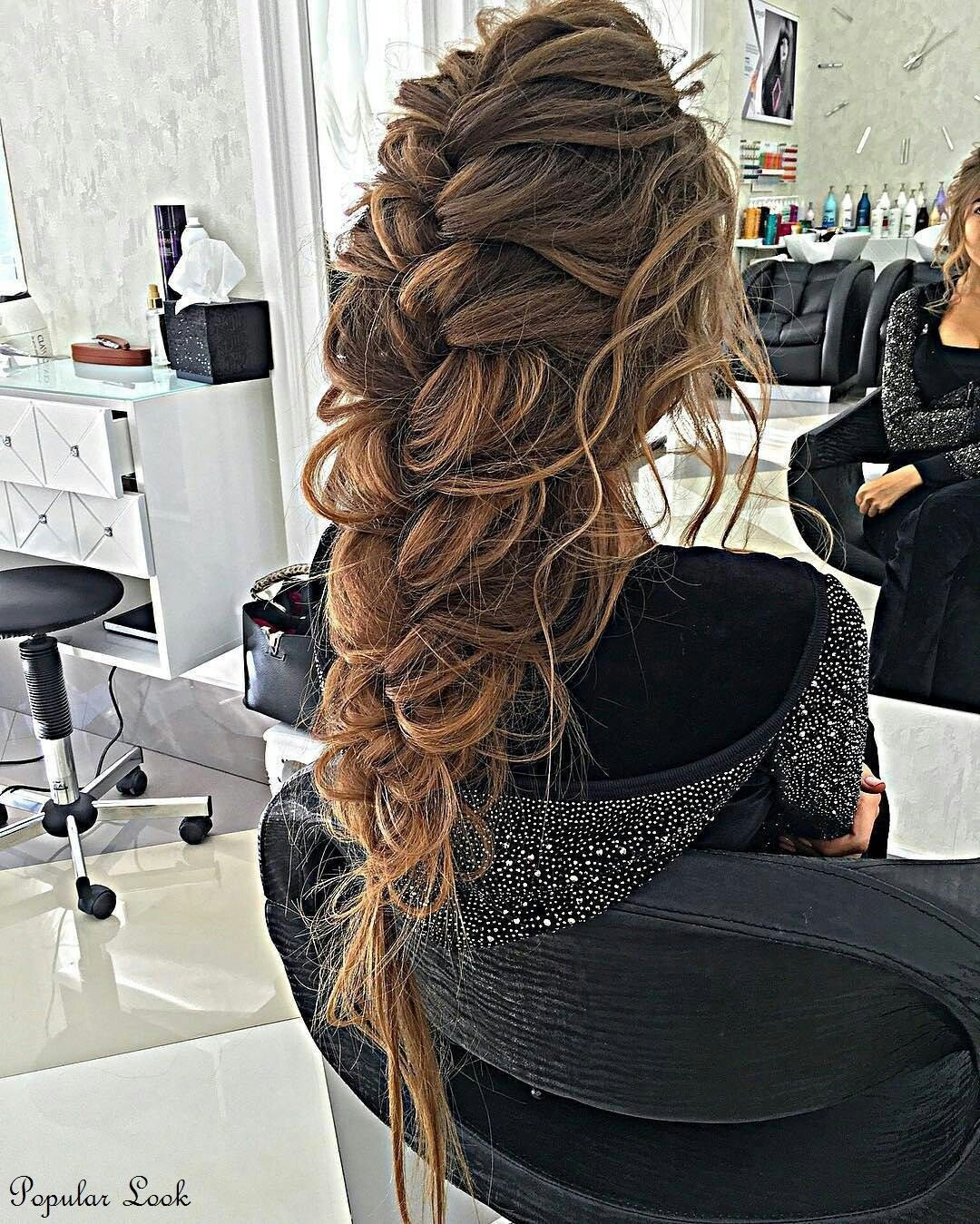 Wedding Hairstyles For Long Hair With Braids: Don't Know What To Do With Your Hair: Check Out This