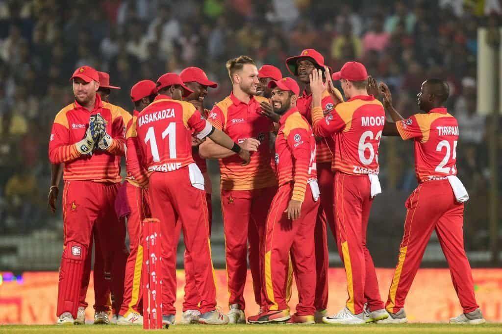 Suspending the Zimbabwe from International Cricket Status