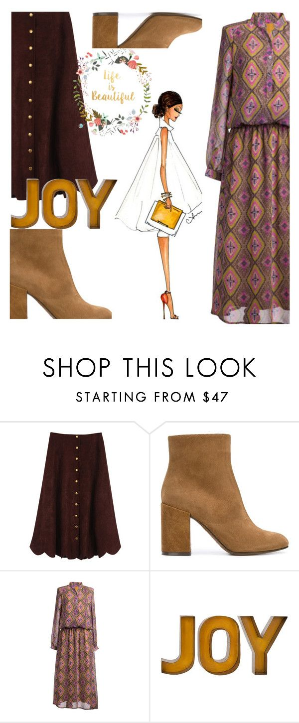 """""""Warm Winter"""" by metisu-fashion ❤ liked on Polyvore featuring L'Autre Chose and Alice + Olivia"""