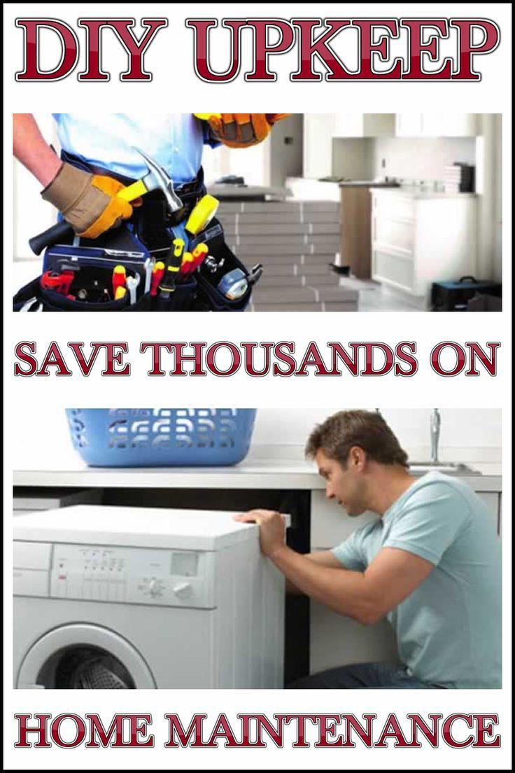 Photo of Reduzieren Sie die Unterhaltskosten für Ihr Zuhause mit einigem Aufwand für den Heimwerker